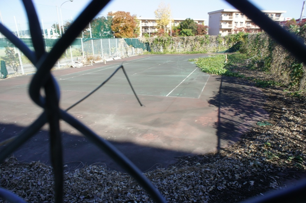 空港緑地グラウンド(テニスコート)の画像