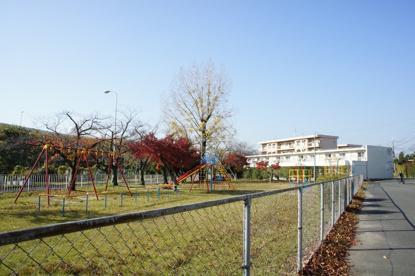 大阪航空局宿舎の公園の画像2