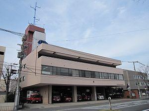 守口市門真市消防組合消防本部の画像1