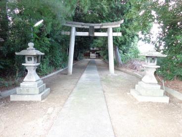 住吉大明神神川神社の画像1
