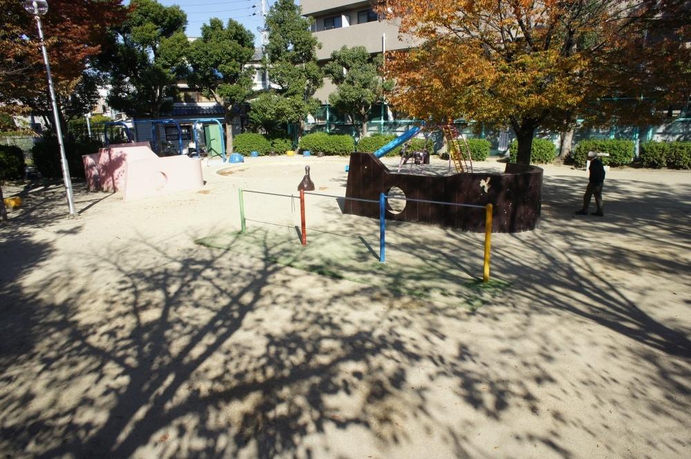 刀根山公園の画像