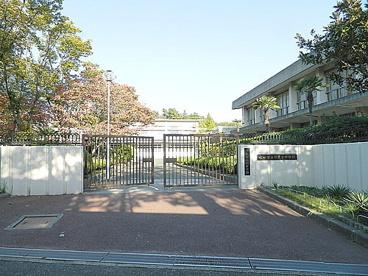 吹田市立竹見台中学校の画像1