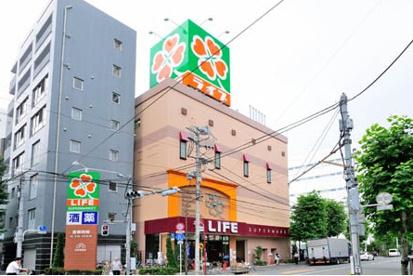 ライフ東尾久店の画像1