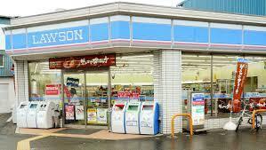 ローソン上野仲町通店の画像1