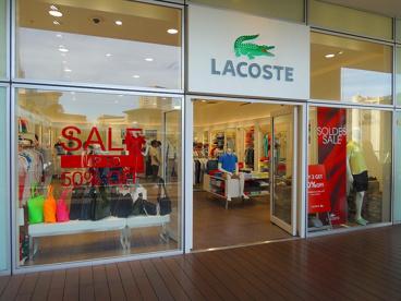 LACOSTE ラゾーナ川崎店の画像1