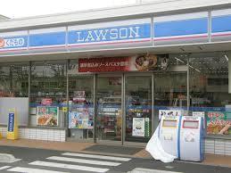 ローソン上野四丁目店の画像1