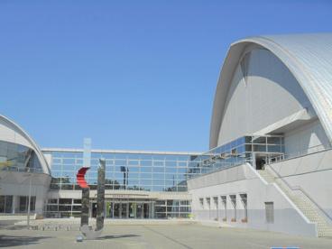 北本市体育センターの画像1
