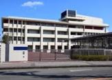藍住町役場 藍住中学校