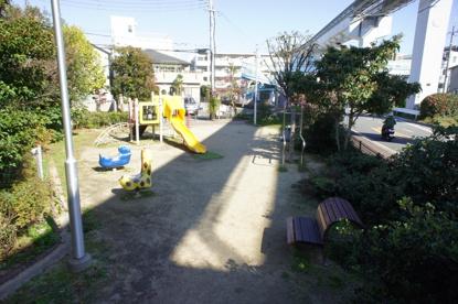 蛍池南町3丁目第2児童遊園の画像1