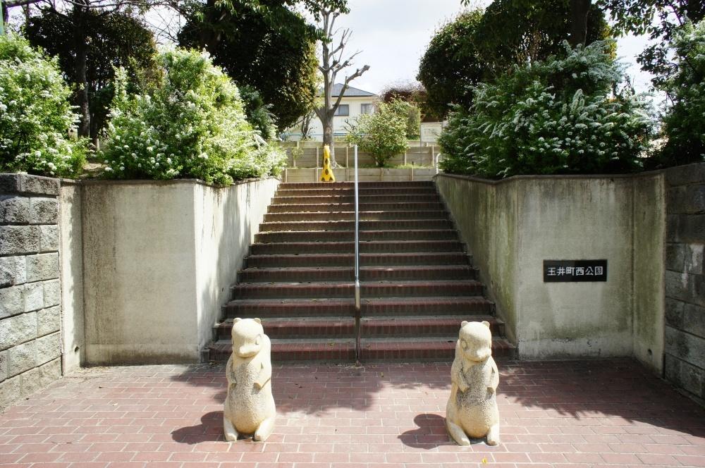 玉井町西公園の画像