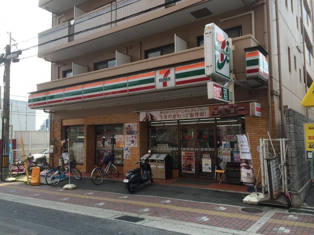 セブンイレブン東大阪御厨栄町店の画像