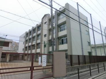 大阪市立 阿倍野中学校の画像1