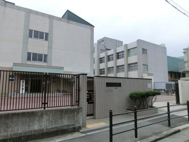 大阪市立 阿倍野中学校の画像4