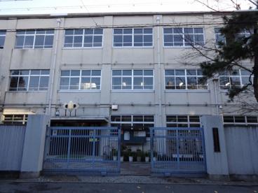 京都市立 朱雀中学校の画像1