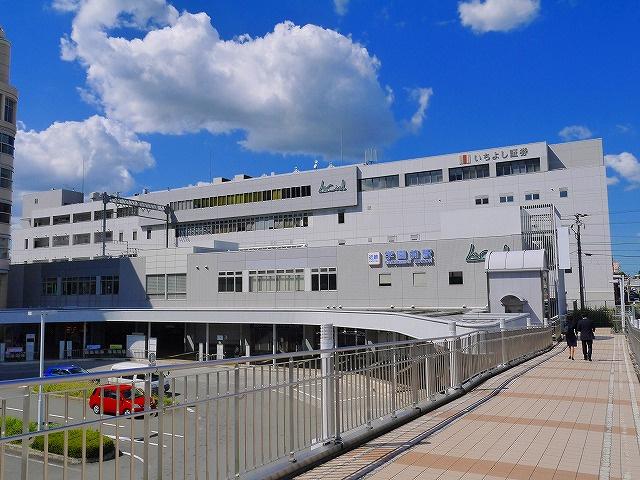 学園前駅の画像