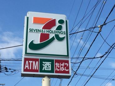 セブン−イレブン 東大阪小若江4丁目店の画像1