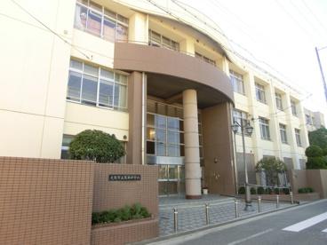 大阪市立 阪南中学校の画像1