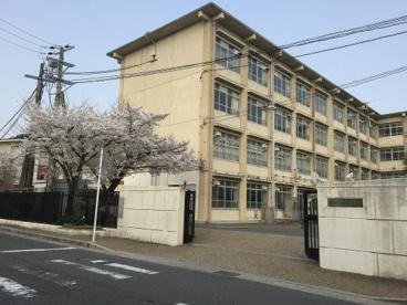 京都市立 洛北中学校の画像1