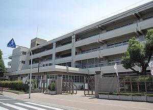 吹田市立第六中学校の画像1