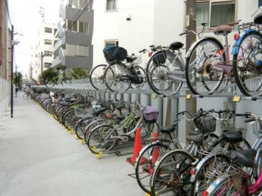 中野南自転車駐車場の画像1