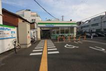 ファミリーマート鴫野駅南店