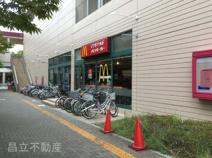 マクドナルド イオン市川妙典店