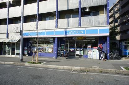 ローソン清風荘一丁目店の画像2
