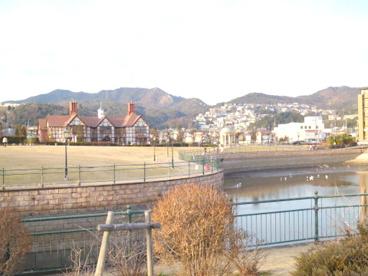 山本新池公園の画像3