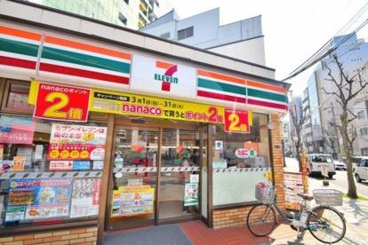 セブンーイレブン大阪農人橋1丁目店の画像1