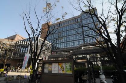 大阪市中央区役所の画像1