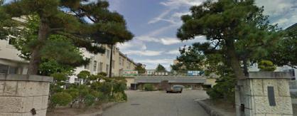 山形市立第五中学校の画像1