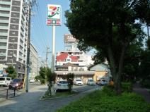 セブンイレブン 大阪松崎町4丁目店