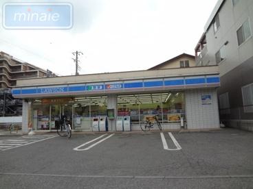 ローソン L_北習志野駅前通りの画像1