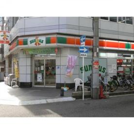 サンクス大阪瓦町店の画像1