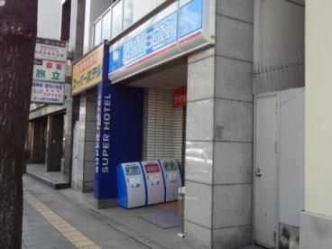 ローソン 日本橋一丁目の画像1