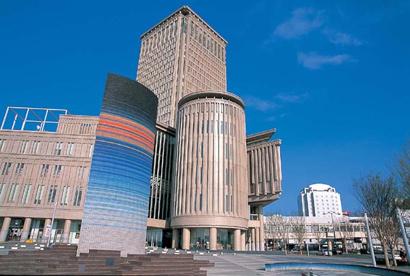 霞城セントラルの画像1
