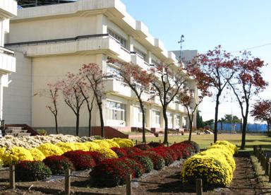 前橋市立宮城中学校の画像1