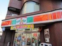 サンクス 西川口3丁目店