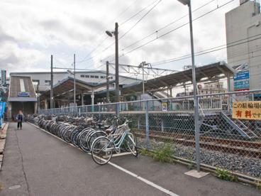 船橋競馬場駅の画像1