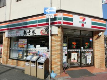 セブン−イレブン 大阪敷津西2丁目店の画像1