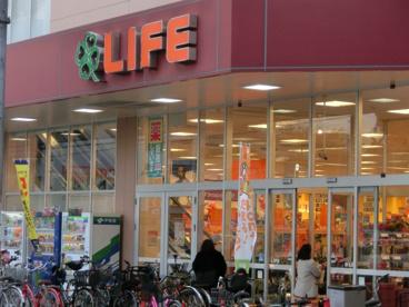 ライフ大国町店の画像1