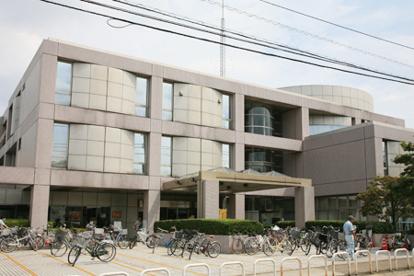世田谷図書館の画像1