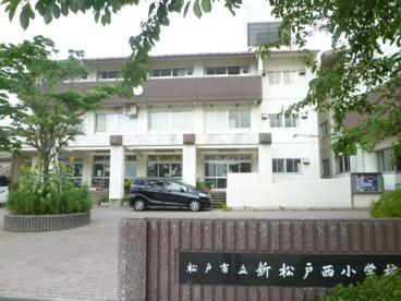 新松戸西小学校の画像1
