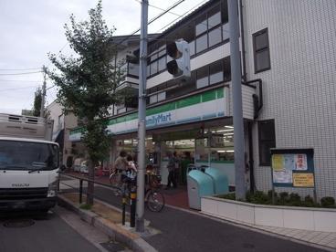 ファミリーマート・足立一ツ家店の画像1