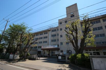 和名ヶ谷中学校の画像1