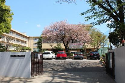 常盤平中学校の画像1
