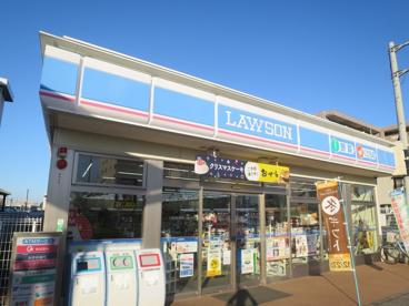 ローソン L_浜野駅東口の画像1