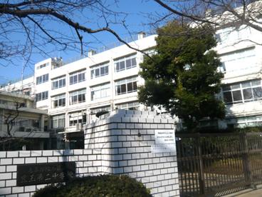 練馬区立豊玉第二中学校の画像1