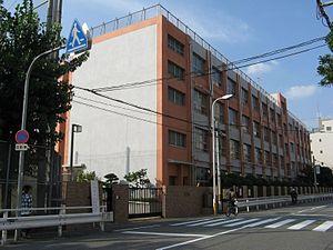 大阪市立日本橋中学校の画像1