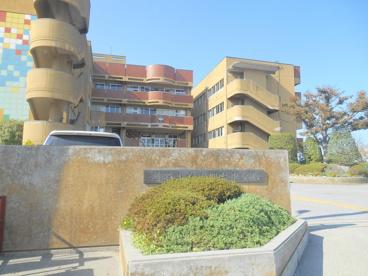 越谷市千間台中学校の画像1